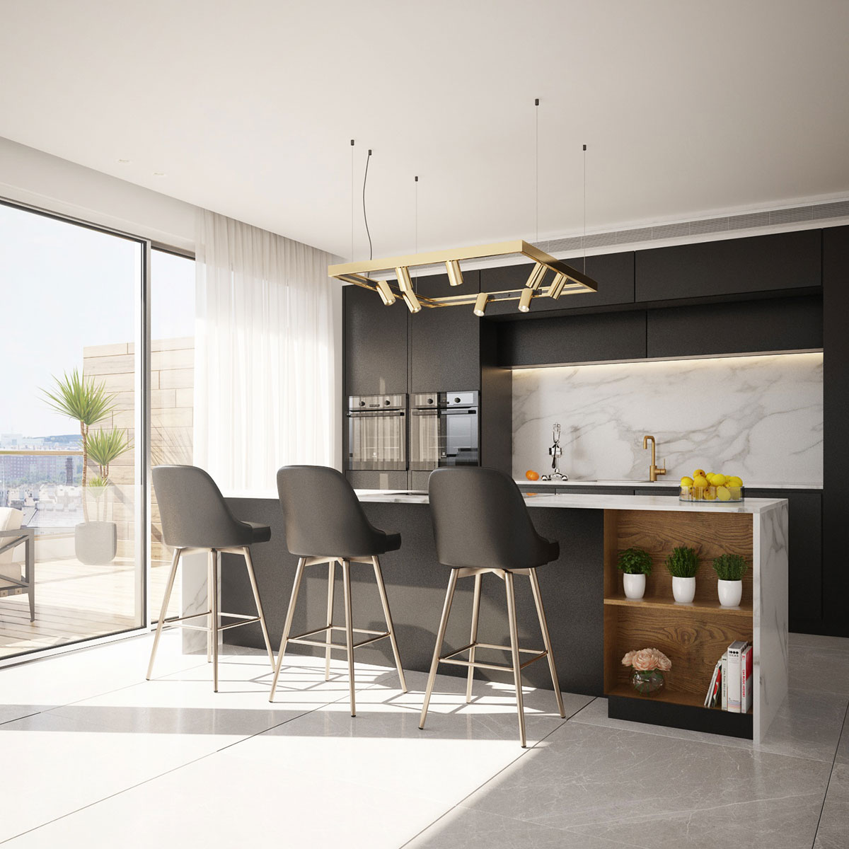פרויקט מגורים בשינקין, תל אביב